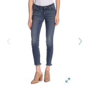 Lucky Brand Skinny Cropped Jeans